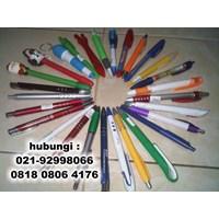 Jual Ballpoint Plastik Souvenir Barang Promosi 2