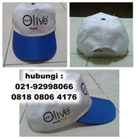 Distributor Topi Cap Hat Topi Promosi Topi Bordir Topi Sablon Topi Logo Topi Seragam Barang Promosi 3