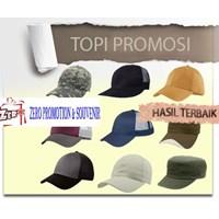 Topi Promosi Topi Katun Topi Raphel Topi Kanvas Topi Barang Promosi Standard Topi Tangerang Topi Setengah Jala Topi Golf Topi Custom 1