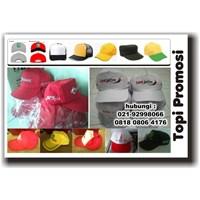 Distributor Topi Promosi Sablon Topi Bordir Topi Topi Perusahaan Topi Kampanye Topi Souvenir Topi Drill Barang Promosi 3