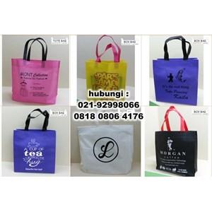 Souvenir Bags Barang Promosi