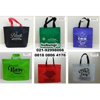 Jual Shoping Bag Dan Sablon Barang Promosi 2