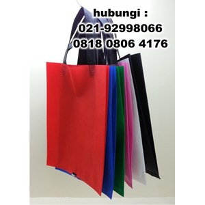 Shoping Bag Dan Sablon Barang Promosi