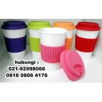 Rainbow Mug Tangerang Murah Barang Promosi