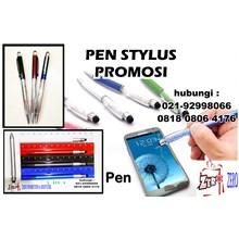 Promotional Stylus Pens 2 In 1 In Tangerang