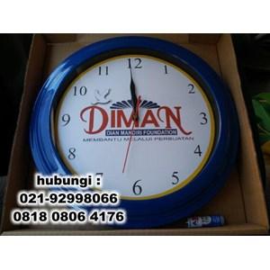 Jam Dinding Promosi Jam Dinding Murah Jam Dinding Custom Jam Dinding Pilkada 0776ef96db