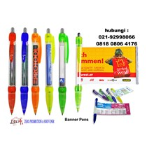 Promotional Banner Pen Cheap Brochures In Tangeran