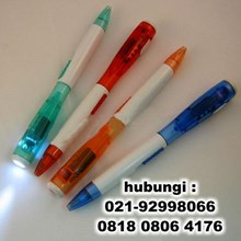 Flashlight pen promotional items