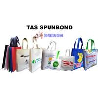 Jual Produksi Tas Spunbond model kotak  box  goodie bag promosi 2