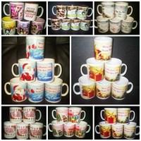Distributor Mug Souvenir Murah Natal Dan Tahun Baru  Utk Barang Promosi 3