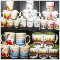 Mug Souvenir Murah Natal Dan Tahun Baru  Utk Barang Promosi 1