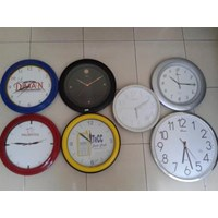 Distributor Jam dinding promosi  jam dinding murah jam dinding custom  jam dinding pilkada 3