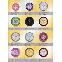 Jual Jam dinding promosi  jam dinding murah jam dinding custom  jam dinding pilkada 2