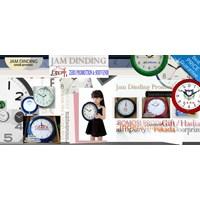 Jual Souvenir jam Dinding Promosi dan Logo Murah di Tangerang 2