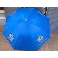 Distributor Produksi  Payung promosi murah kwalitas no 1 sablon 3