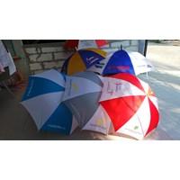 Beli Produksi  Payung promosi murah kwalitas no 1 sablon 4
