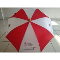 Distributor Produksi payung promosi payung lipat 2  payung lipat 3 payung golf 3