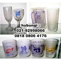 Jual Souvenir Gelas Mug Promosi 2
