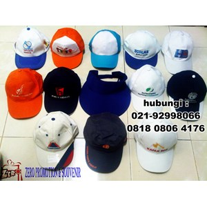 Jasa Pembuatan Topi Promosi  Supplier Gathering