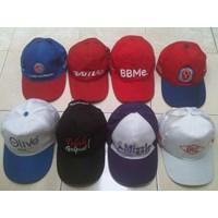 Distributor produksi pabrik topi dan topi promosi konveksi topi 3