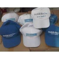 Jual topi promosi topi murah topi sablon  topi bordir topi jala topi jungle topi adventure 2