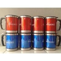 Jual mug tumbler mug promosi mug stainless steel 2
