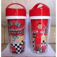Distributor TUMBLER PROMOTION INSERT PAPER FULL COLOR 3