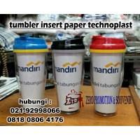 Jual Tumbler Botol Minum G200 Technoplast Tumbler Insert Paper 2