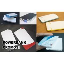 Souvenir Powerbank promosi untuk souvenir