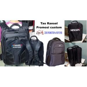 Tas Ransel Promosi Custom konveksi goodiebag Tangerang