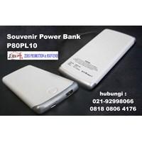 Souvenir Powerbank Slim 8.000mAh - P80PL10