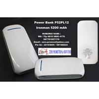 Souvenir Power Bank P52PL12 Ironman 5200 mAh