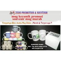 Mug Keramik Promosi Souvenir Murah