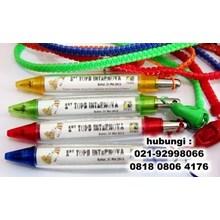 Rope Pens Promotional Pen Chilli Rope Zipper