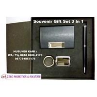 Souvenir Gift Set 3 In 1  Gift Set Promosi