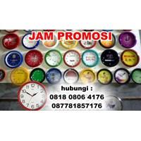 Jual Melayani Jam Dinding Promosi Untuk Promosi
