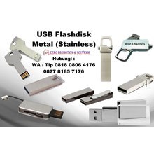 USB Flash disk Metal Stainless