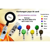 Souvenir Gantungan yoyo id card