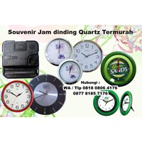 Souvenir Jam Dinding Quartz Termurah