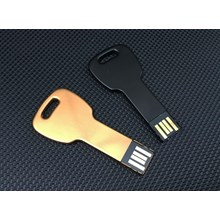 Promotional Usb Flash Disk 8 Gb Gold Fdmt15