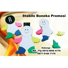 Stabilo Boneka Promosi Souvenir Stabilo Orang  3