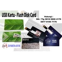 Jual Usb Flashdisk Kartu Flash Disk Card Barang Promosi  2