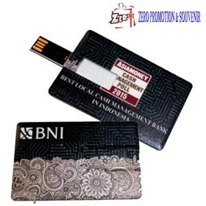Usb Flashdisk Kartu Flash Disk Card Barang Promosi