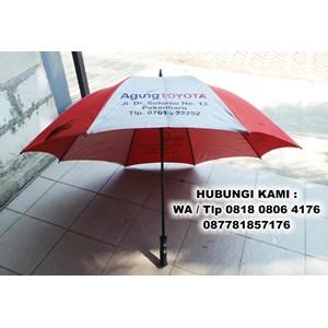 Payung Promosi Model Golf Di Tangerang