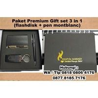souvenir Paket Premium Gift set 3 in 1