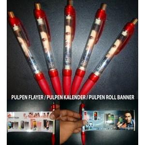 Souvenir Pen Promosi Banner Brosur murah di tangerang