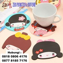 Production of rubber rubber coasters coasters souvenirs