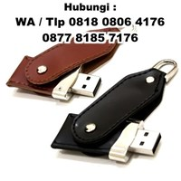 Distributor Usb Flash Disk Kulit Promosi Model Swivel Fdlt23 3