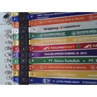 Distributor Souvenir Tali Id Card 2 Cm Kilap Kait Stopper  3