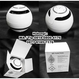 Souvenir Speaker Bluetooth Bulat Btspk01 Radio Mp Player Headset